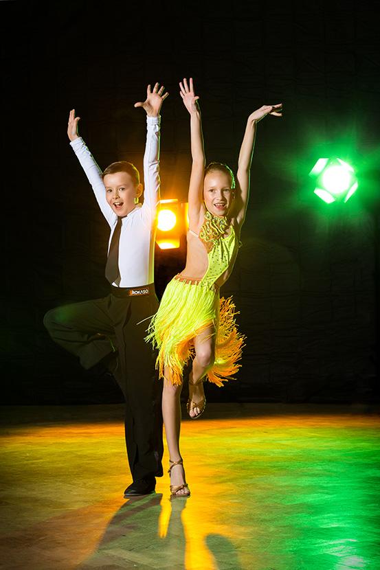 Focení pro taneční klub ROKASO