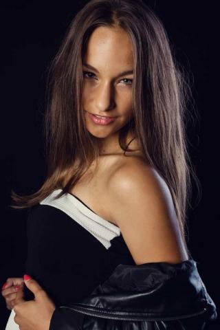 Adriana / Focení modelek u Michala Pavláska