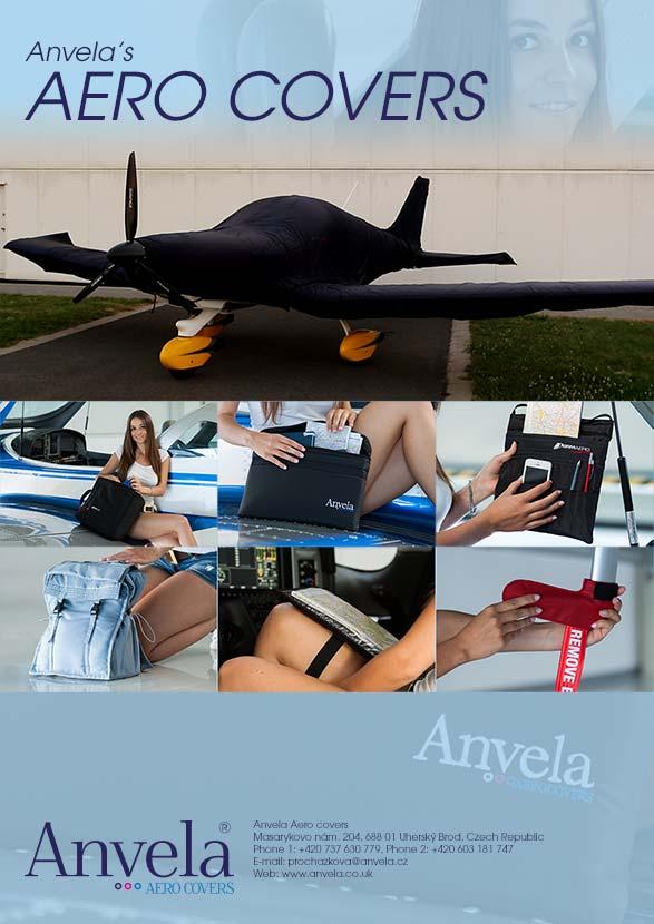 Anvela Aero Covers / Reportážní focení u Michala Pavláska