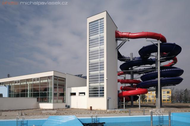 Aquapark / Reportážní focení u Michala Pavláska