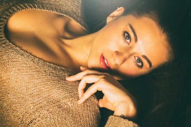 Barbora / Focení modelek u Michala Pavláska