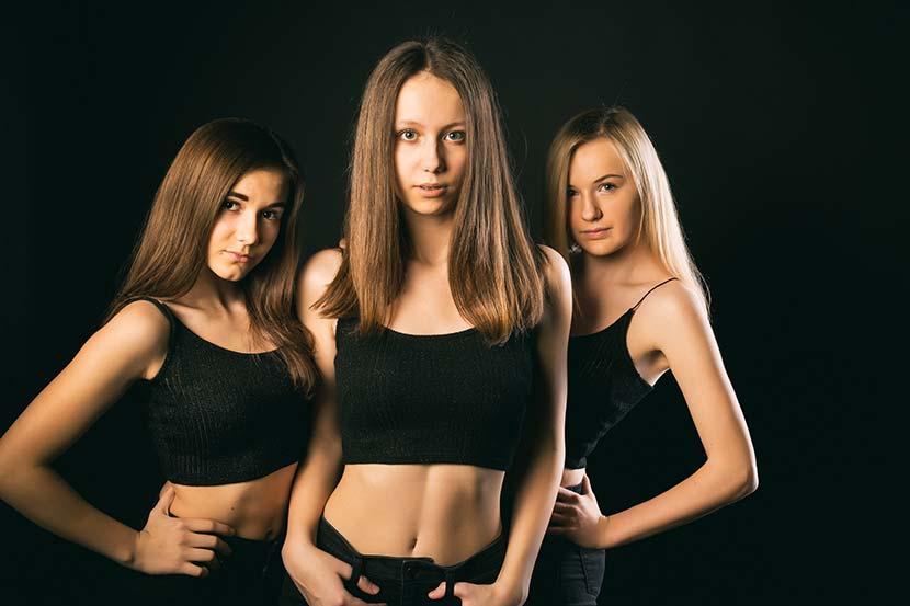 / Focení modelek u Michala Pavláska