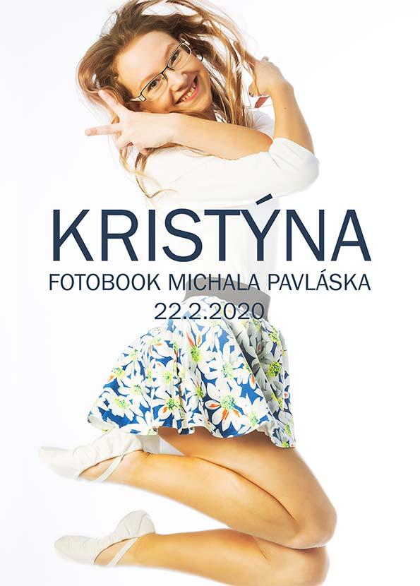 Fotobook pro Kristýnu