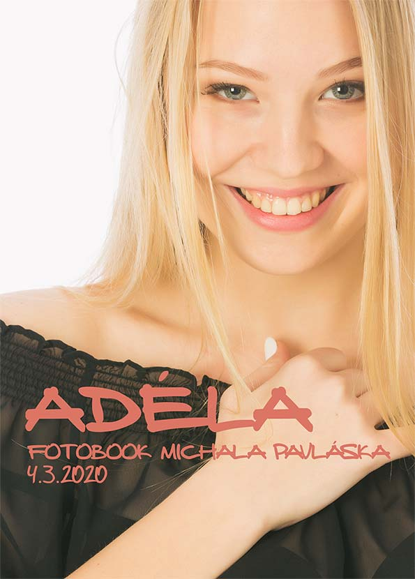 Fotobook pro Adélu
