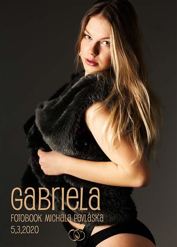 Fotobook pro Gabrielu
