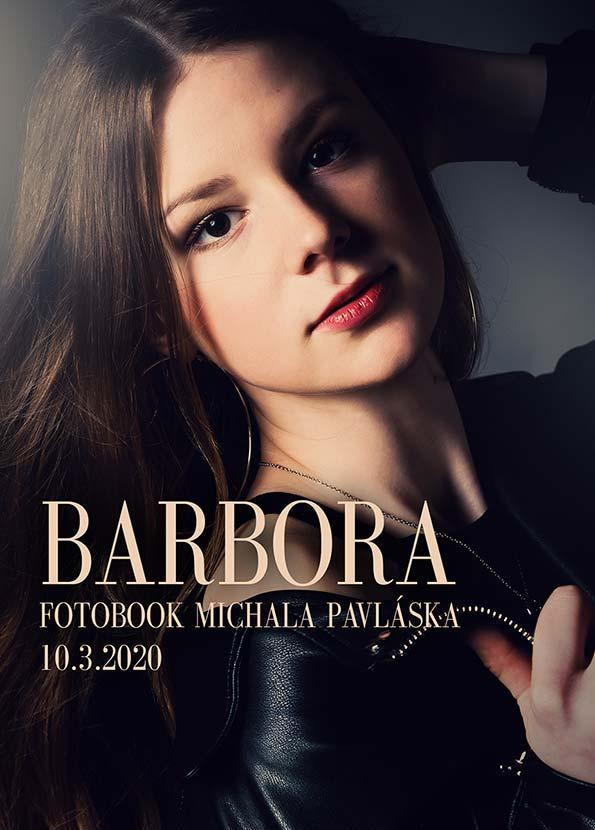 Fotobook pro Barboru
