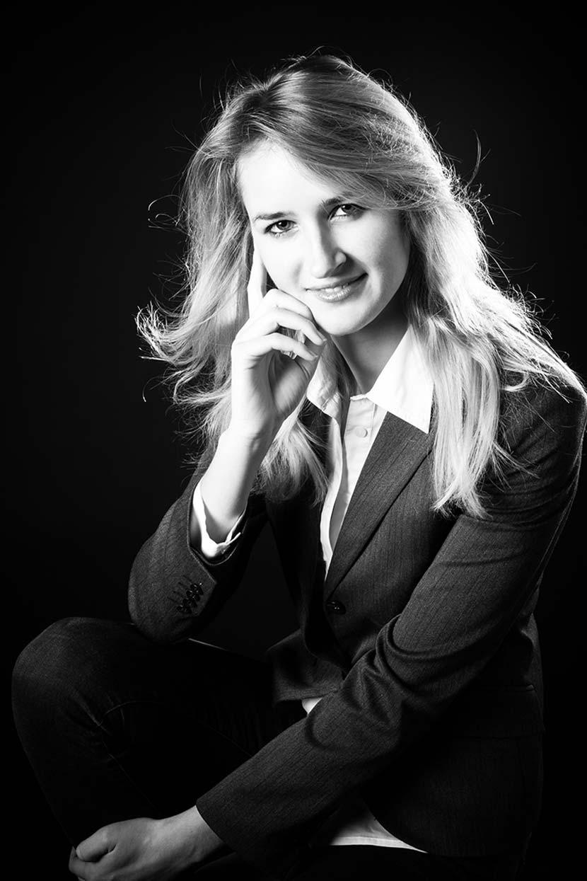 Hana Kachlíková / Portrétní focení u Michala Pavláska