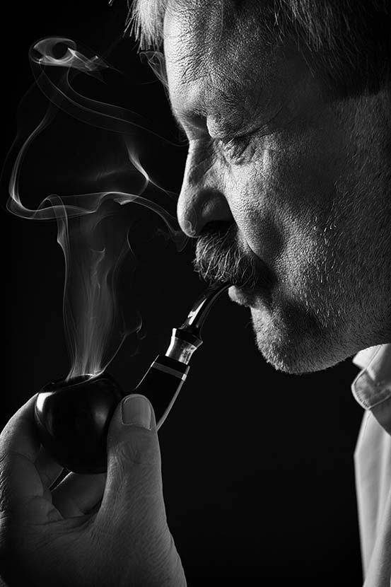 Ivo Frolec / Portrétní focení u Michala Pavláska