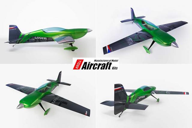KRILL Aircraft Kit / Reportážní focení u Michala Pavláska