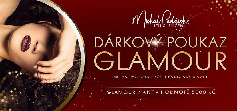 Dárkový poukaz glamour