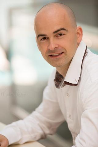 Jiří Zemek, NIVEKO s.r.o. / Portrétní focení u Michala Pavláska