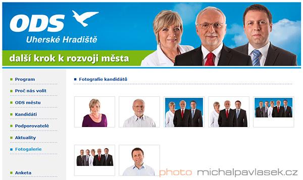 ODS / Reportážní focení u Michala Pavláska