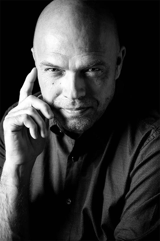 René Kočenda / Portrétní focení u Michala Pavláska