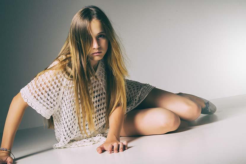 Focení pro (ne)modelku / Michal Pavlásek
