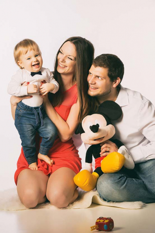 Rodinné focení u Michala Pavláska
